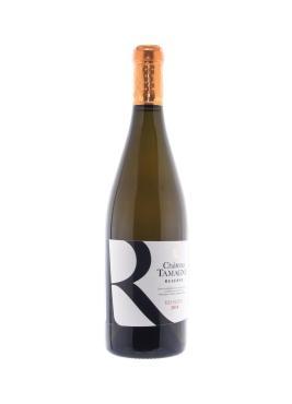 Вино Chateau Tamagne Reserve Chardonnay белое сухое 11,5%