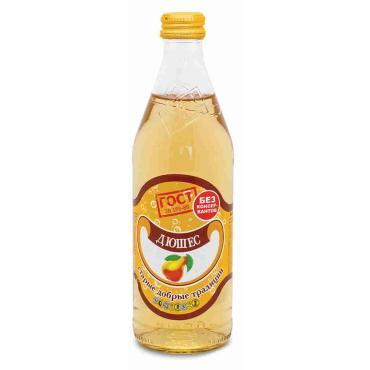 Газированный напиток Старые добрые традиции Дюшес
