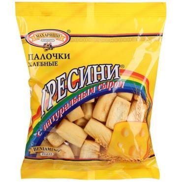 Хлебные палочки Махариши с сыром