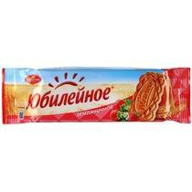 Печенье Юбилейное Земляничное 112 гр