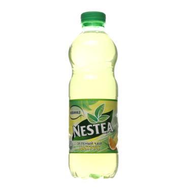 Чай холодный зеленый Цитрус Nestea п/бут 1л