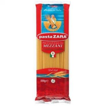 Макаронные изделия Pasta Zara Mezzani №8