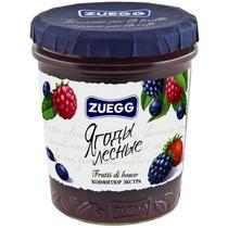 Десерт Zuegg Лесные ягоды