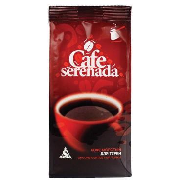 Кофе Serenada молотый для турки