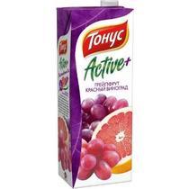 Нектар J7 Тонус Active грейпфрут красный виноград 1,45 л.