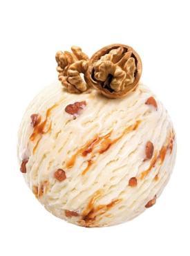 Мороженое грецкий орех в кленовом сиропе, Movenpick, 2,4 кг., пластиковый контейнер