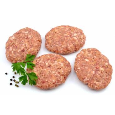 Биточки Планета Ферм Казачок из мяса говядины и курицы