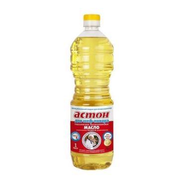 Подсолнечное масло Астон высокоолеиновое рафинированное дезодорированное