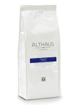 Чай черный Althaus Mountain Herbs листовой