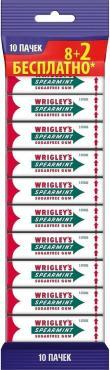 Жевательная резинка Wrigley's Spearmint Sugarfree 13,6 г.