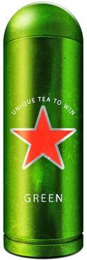 Чай черный Черный Дракон Патрон Green, 50 гр., жестяная банка