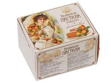 Пастила Диетическая, Белевский Продукт, 200 гр., картонная коробка