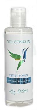 Фито-тоник для лица Liv Delano Fito Complex для жирной кожи лица