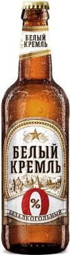 Пиво Белый Кремль безалкогольное 0,5%