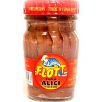 Анчоусы Flott филе в оливковом масле