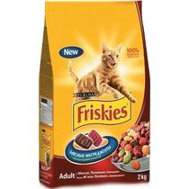 Корм для кошек Friskies говядина и печень сухой