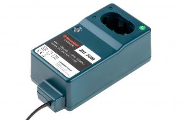 Зарядное устройство для Ni-Cd аккумуляторов Makita, 7.2В-14.4В, 1.5А Hammer Flex ZU 30M, 500 гр., картонная коробка