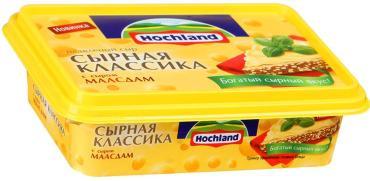 Сыр Hochland Сырная классика с сыром Маасдам