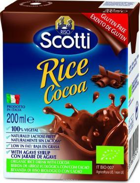 Напиток RISO Scotti  Рисовый с какао