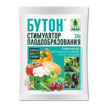 Стимулятор плодообразования Green Belt Бутон , 10 гр., пластиковый пакет