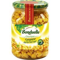Кукуруза в зернах Bonduelle золотистая, ж/б 440 гр.
