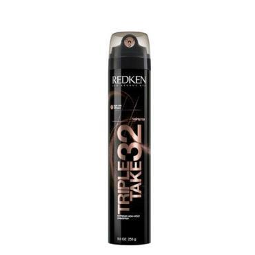 Спрей Redken Triple take 32 ультрасильной фиксации для волос