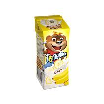 Коктейль молочный Топтыжка ультрапастеризованный Банан 3,2% 200 г