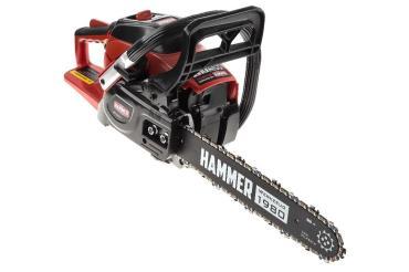 Бензопила 1,47кВт/2лс 38см3 шина 14 цепь 3/8-1,3мм-52 5кг Hammer BPL3814C, 6,2 кг., картонная коробка