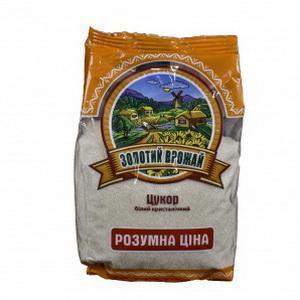 Сахарный песок Золотой Урожай