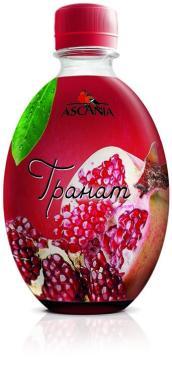 Газированный напиток Ascania Гранат