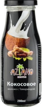 Молочный коктейл Aziano кокосовое