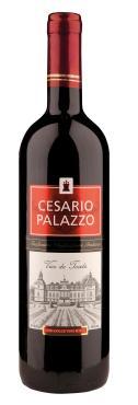 Вино столовое Cesario Palazzo красное 12%