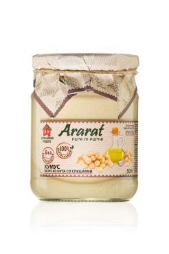 Хумус, Арарат, 500 гр.,стекло