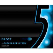 Жевательная резинка Wrigley's 5 Frost Леденящий шторм