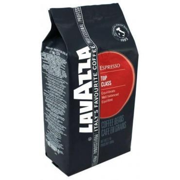 Кофе LavAzza Top Class Espresso в зернах 1000 г.