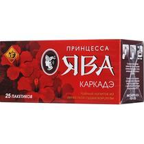 Чай Принцесса Ява Каркадэ 25 пакетов