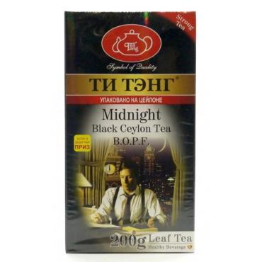 Чай Ти Тэнг Midnight черный