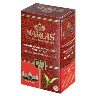 Чай Nargis BOP гранулированный