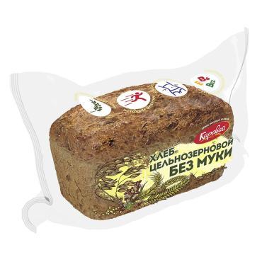 Хлеб без муки Каравай цельнозерновой