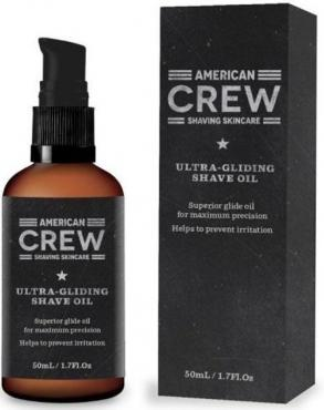 Масло для бритья American Crew Ultra Gliding Shave Oil Crew Shaving Skincare