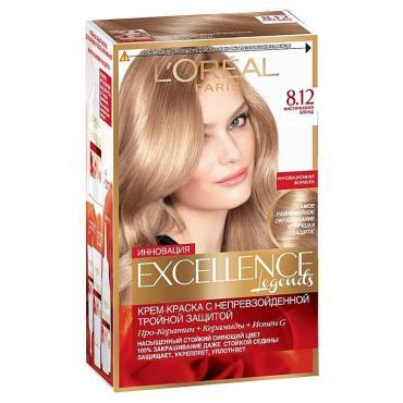 Краска для волос L'Oreal Excellence №8.13