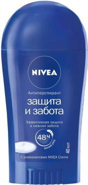 Антиперспирант Nivea Защита и забота стик