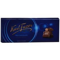 Шоколад Karl Fazer молочный  200 гр.