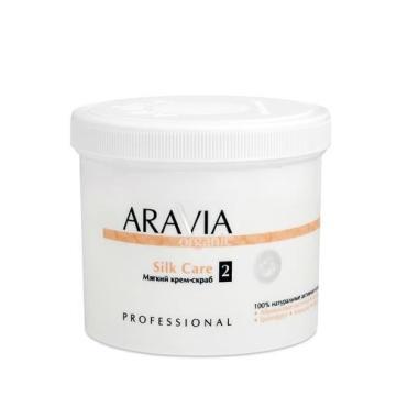 Крем-скраб Aravia professional мягкий
