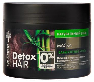 Маска для волос Эльфа Dr.Sante Detox Hair