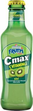 Напиток киви и витамин +С среднегазированный Uludag Frutti, 200 мл., стекло