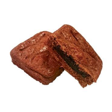 Печенье Какао-Пай с шоколадной начинкой, Березники, 1,05 кг., картонная коробка