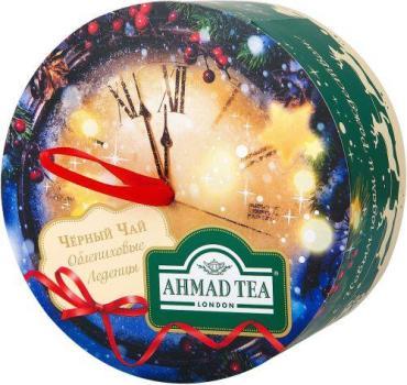 Чай Ahmad Tea листовой Облепиховые Леденцы Новогодняя ночь листовой, 60г