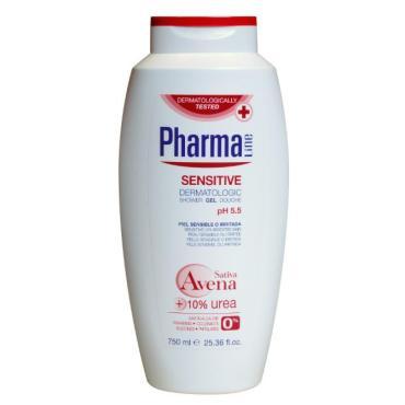Гель для душа Pharmaline Dermatologıc Sensitive для чувствительной кожи