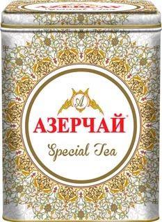 Чай Азерчай Special зеленый с чабрецом